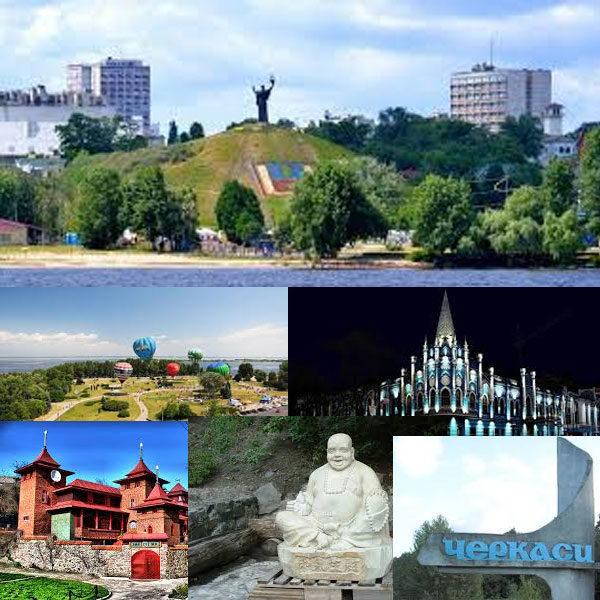 Тур в Чернигов и Храм Белый лотос